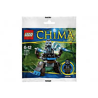 Lego Legends Of Chima Шагоход Горзана 30262