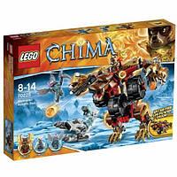 Lego Legends Of Chima Грохочущий медведь Бладвика 70225