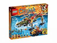 Lego Legends Of Chima Спасение короля Кроминуса 70227