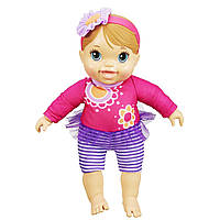 Кукла Hasbro Baby alive Plays and Giggles Blonde Baby Doll