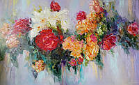 «Вальс цветов» картина маслом