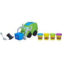 Плей-Дох игровой набор пластилина Дружелюбний Рауди Play-Doh Trash Tossin' Rowdy the Garbage Truck