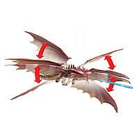 Дракон Шторморез с четырьмя крыльями DreamWorks Dragons, How to Train Your Dragon 2 Cloudjumper Power