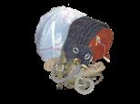 Противогаз шланговый ПШ-20ЭРВ-2 ШМП 2 шланга по 20 метров Воздуходувка