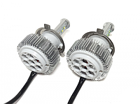 Светодиодные лампы Sho-Me H4 6000K 20W G1.3 (пара)