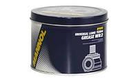 Смазка с противозадирными свойствами для внедорожников Mannol Universal Long Term Grease 400 гр.