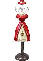 "Винтажная подставка для украшений, манекен ""Red"", 35 см"