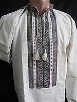 Оригинальная мужская вышиванка ручной роботы