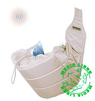 Кенгуру - слинг для переноски детей Banana №11 standart ( светло-бежевый ) Womar