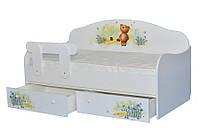 Кроватка диванчик Мишка с медом