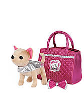 Собачка чихуахуа Модный гламур чи чи лав Chi Chi Love оригинальная из Германии Simba 5892280