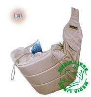 Кенгуру - слинг для переноски детей Banana №11 standart ( темно-бежевый ) Womar