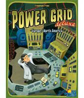 Энергосеть Делюкс: Европа/Северная Америка (Power Grid Deluxe: Europe/North America)