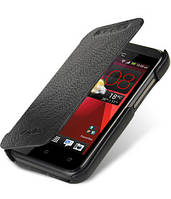 Кожаный чехол Melkco Book leather case на HTC Desire 300
