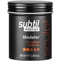 Ducastel subtil design modeler-Моделирующий воск для волос 100 мл.