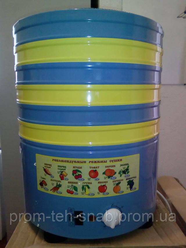 Электросушилка для овощей и фруктов своими руками