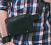 Мужская сумка на пояс BlankNote DropBag BN-BAG-6-g графит