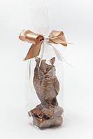 "Шоколадная фигура ""Сова"". Символ мудрости из шоколада."