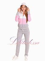 Спортивный костюм женский kangaroos розовый