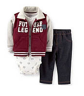 Комплект детской одежды Carter's, 12-18 мес