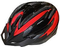 Велошлем кросс-кантри ZEL HB13-R (красный)