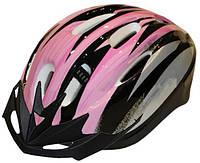 Велошлем шоссейный ZEL MV10-Р (розовый)