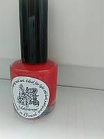Лак для стемпинга красный 13 El Corazon 15мл