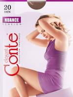 Женские колготки Conte Nuance 20 den