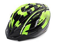 Велошлем кросс-кантри ZEL HB13-GN (салатовый)