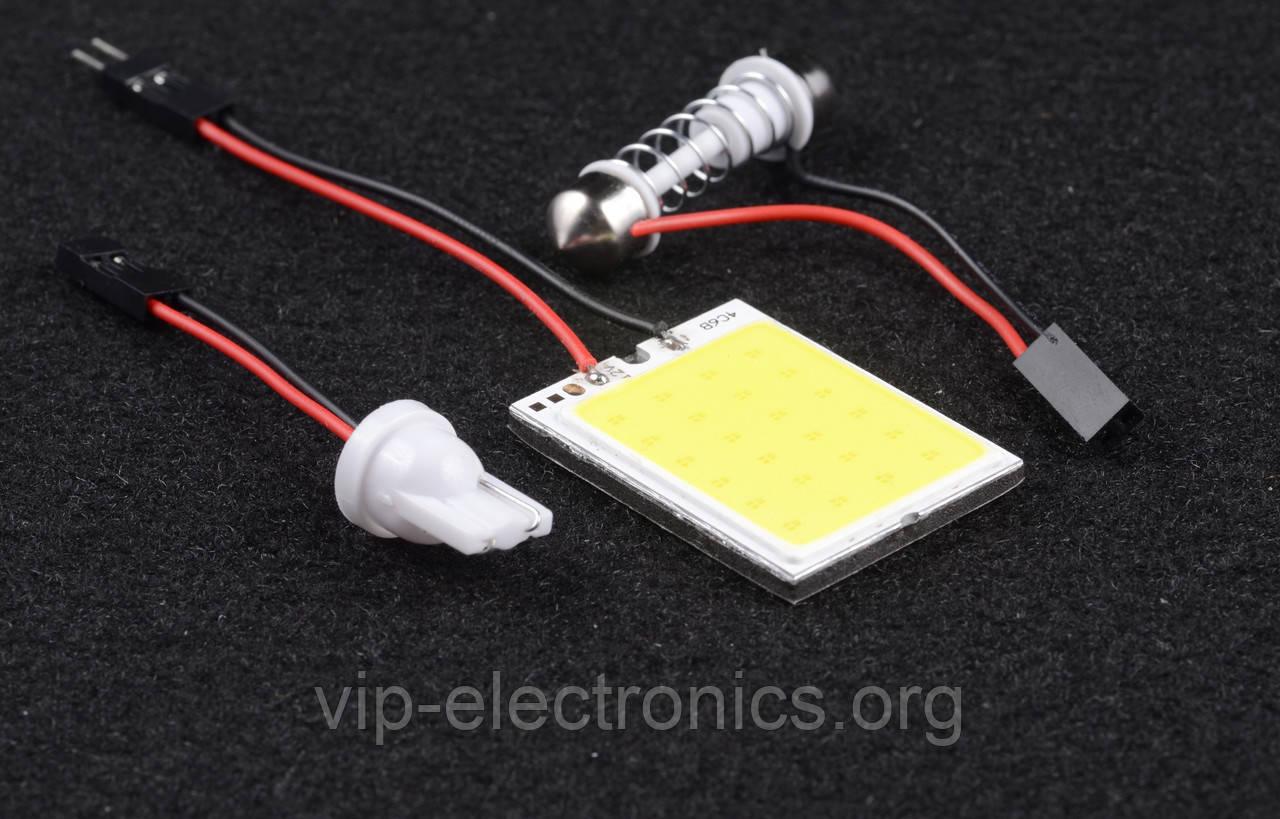 Светодиоды в автомобиль своими руками