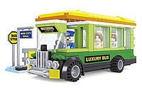 Конструктор аналог LEGO Городской автобус 195 деталей