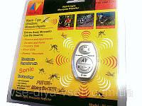 Kарманный отпугиватель комаров watch type mosquito repeller