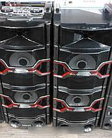 Активная акустическая система Temeisheng T242 (колонки) 2х150W + Bluetooth