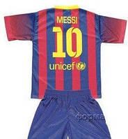 Форма футбольная, детская