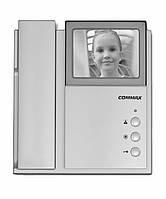 Черно - белый видео домофон Commax DPV-4HPN