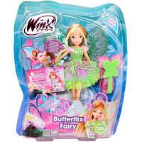 Кукла WinX Butterflix Флора 27 см (IW01131402)