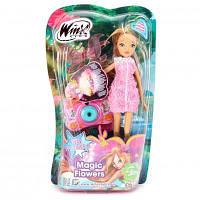 Кукла WinX Волшебные цветы Флора 27 см (IW01021402)