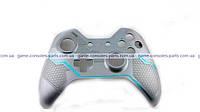 Xbox One передняя панель беспроводного геймпада (Wireless Controller) Halo 5 Limited Edition (Blue)