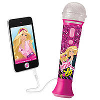 Детский микрофон Барби оригинальный из Америки Barbie Singing Star Microphone