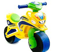 "Детский мотоцикл каталка-толокар, Байк ""Police"""