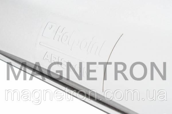 Крышка дверной полки (верхней) для холодильников Ariston C00256506, фото 2