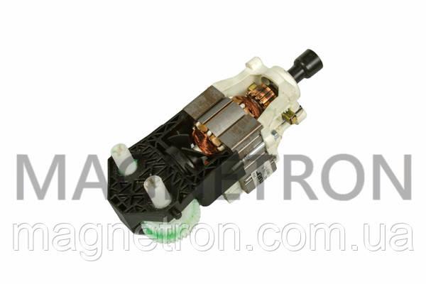 Двигатель с редуктором венчиков для миксеров Zelmer 252.1000 793301, фото 2