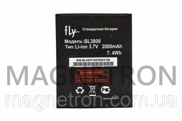 Аккумуляторная батарея BL3808 Li-ion к мобильному телефону Fly 2000mAh, фото 2