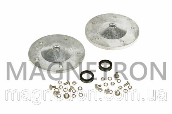 Опора барабана (2шт) и комплект крепления для вертикальных стиральных машин Whirlpool 481252088117, фото 2