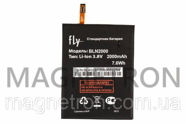 Аккумуляторная батарея BL-N2000 Li-ion к мобильному телефону Fly 2000mAh, фото 2
