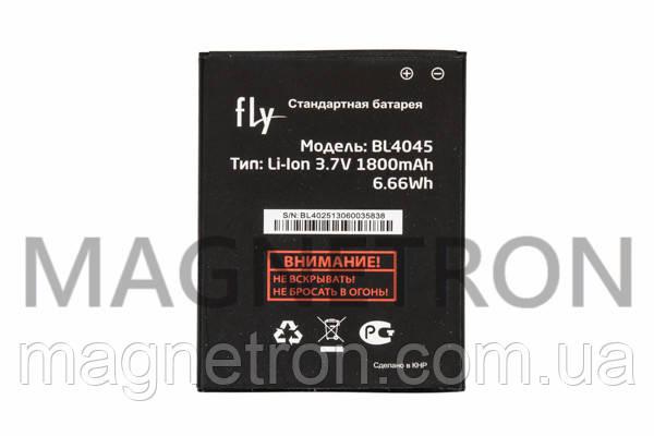 Аккумуляторная батарея BL4045 Li-ion к мобильному телефону Fly 1800mAh, фото 2