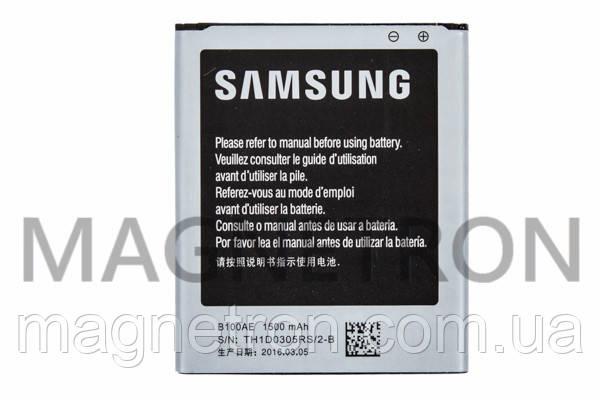 Аккумуляторная батарея B100AE Li-ion для мобильных телефонов Samsung 1500mAh GH43-03948B, фото 2
