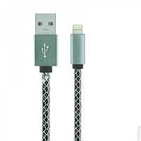 USB кабель Gelius Python Seria iPhone 5 White