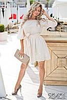 Летнее молодежное платье сарафан бавария ВХ4061