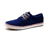 Мужские туфли Navigator, текстиль, спортивные, синие, р. 43, фото 1